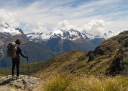 Routeburn Track packages that include accommodation and meals